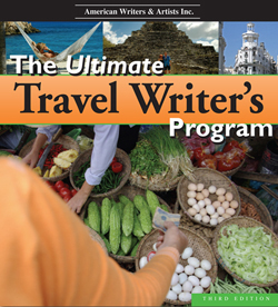 The Ultimate Travel Writer's Program by AWAI